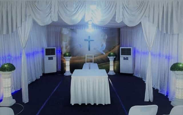 Singapore Christian Funeral Service