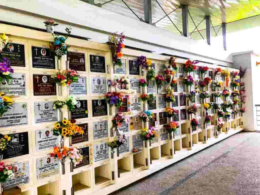 Christian Funeral Memorial Services Singapore
