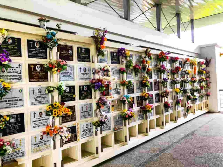 Columbarium Marble Plaque Singapore