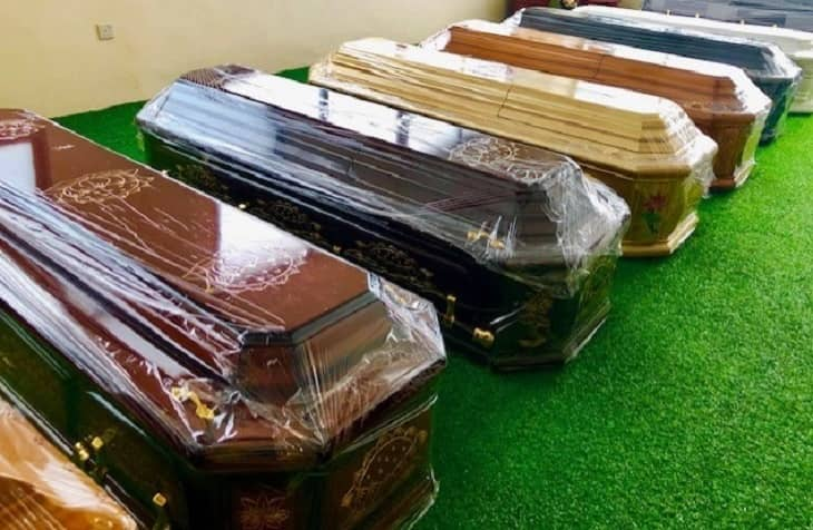 Funeral Coffin Product Singapore