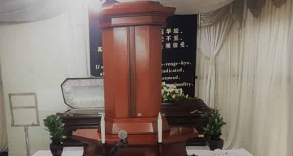 Singapore Soka Funeral Services Cost