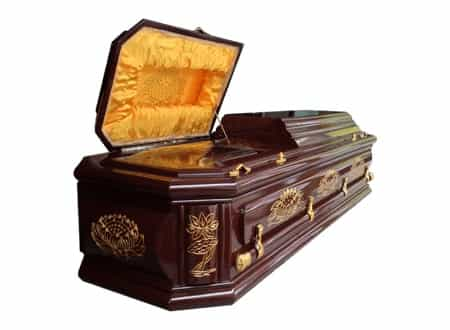 Casket Package Company in Singapore